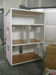 "18"" doll house - Buscar con Google"