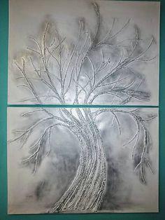 moskvaart / Obraz 140 x 100 - Strieborný strom Dandelion, Flowers, Plants, Dandelions, Florals, Plant, Flower, Bloemen, Planting