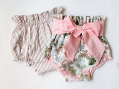Baby Toddler Bloomers pattern, High Waisted Bloomer PDF, Bloomers pattern, Baby shorts pattern, Diaper Cover pattern, Patterns for kids by LePetitSecret on Etsy https://www.etsy.com/listing/547537786/baby-toddler-bloomers-pattern-high