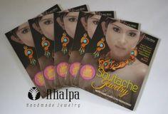 Buku Soutache Jewelry | Melekat