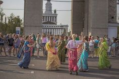 Harinama in Moscow (Album with photos) Srila Prabhupada: A pure devotee cannot forget the Supreme Lord for a moment, and similarly the Supreme Lord cannot forget His pure devotee for a moment. This is...