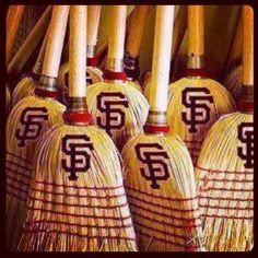 SF Giants Sweeeep!