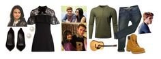 """""""I'll be your Ronnie if you would be my Archiekins"""" by nanixmc ❤ liked on Polyvore featuring art"""