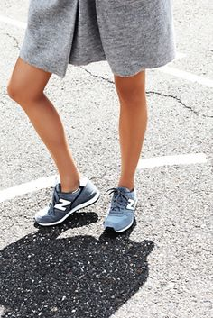 New Balance Womens Shadow Collection Trainer