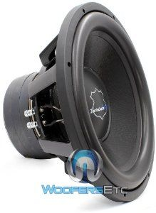 """DR15D1 - Incriminator Audio 15"""" Dual 1-Ohm 1000W RMS Death Row Series Subwoofer by Incriminator Audio. $374.99. Introducing a brand new line of subwoofers is something Incriminator Audio hasn't done in a while. We decided that 2008 would be the year for change. This year IA introduces the DR, short for Death Row. The DR line fills in the power handling gap that is between the LI and the DP. The DR is geared as much toward SQ as it is SPL, so this would be considere..."""