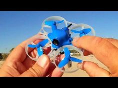 Beta75 Inductrix Whoop Style Micro FPV Drone Flight Test Review