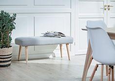 EGEDAL benk | Classic Living | Skandinaviske hjem, nordisk design, Skandinavisk design, nordiske hjem | JYSK