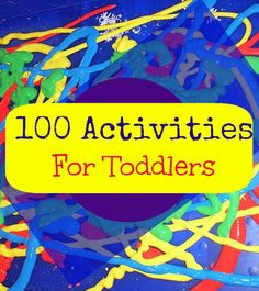 100 Creative Ways To Entertain Your Child – Without Spending A Cent