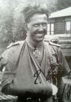 ✠ Erich Leie (10 September 1916 - 7 March 1945) Killed over Drogomyśl, 20 km northeast of Cieszyn, when he collided with a Russian Yak 9 and failed to survive a low level bail-out. RK 01.08.1941 Oberleutnant Flugzeugführer im Stab/JG 2