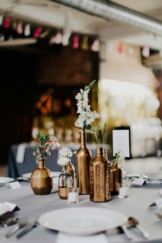 This Quirky Graphic Designer Wedding is Styled to the Nines