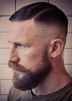 Frisur-Ideen für Männer Glatze    #neueFrisuren #frisuren #2017 #bestfrisuren #bestenhaar  #beliebtehaar #haarmode #mode  #Haarschnitte
