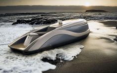 V8 Wet Rod Concept personal watercraft will hit the waters later this year