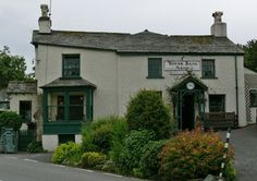 Tower Bank Arms (Near Sawrey in the Lake District, England)