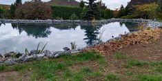 realizace koupacího jezera