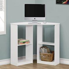 Andrea Corner Computer Desk
