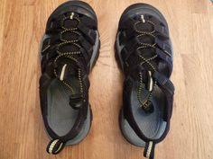 5b4eaa10523c Keen Mens Sport Sandals Footwear Size 8 Black  KEEN  SportSandals nsld  8+4.77