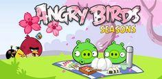 angry birds seasons stickers: angry birds seasons stickers
