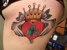 claddagh tattoo - Google Search