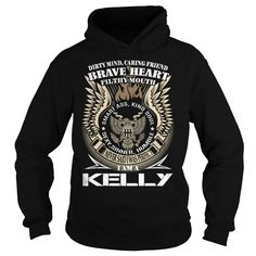 KELLY Last Name, Surname TShirt v1