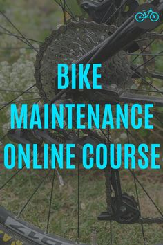 Do you wish you had the knowledge and confidence to undertake basic repairs and maintenance on your bicycle? Save more time and money by carrying out minor repairs and maintenance to keep your bike in top working condition. The bicycle maintenance course is the perfect introduction to the basic DIY maintenance required to undertake work on your bicycle allowing you to save cash on expensive repairs. Having basic maintenance and repair skills is crucial for bike enthusiasts. #products Cross Country Bike, Online Bike, Cycle Of Life, Bicycle Maintenance, Car Hacks, Continuing Education, Online Courses, Mountain Biking, Car Workshop