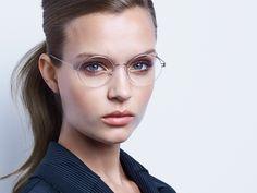LINDBERG Titanium Rim - #lindberg #luxuryeyewear #signaturestyle