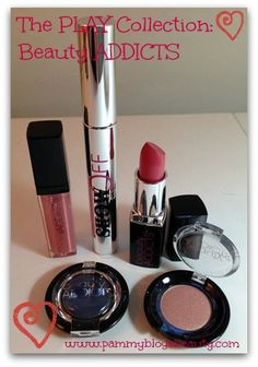 Pammy Blogs Beauty: NEW Collection from Beauty ADDICTS: PLAY