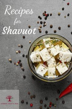 Making plans for Shavuot? Here are some delicious recipes that are perfect for your Shavuot meals! Bible Food, Feasts Of The Lord, Fearfully Wonderfully Made, Jewish Festivals, Messianic Judaism, Good Food, Yummy Food, Jewish Food, Pentecost