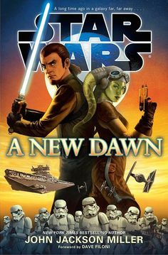 A new dawn is set before the TV series Rebels season 1, before ep4.  It introduces us to Kanan and Hera and covers the events that lead up to them teaming up.   A must for fans of Rebels, especially if you are reading the Kanan: The last padawan comic.
