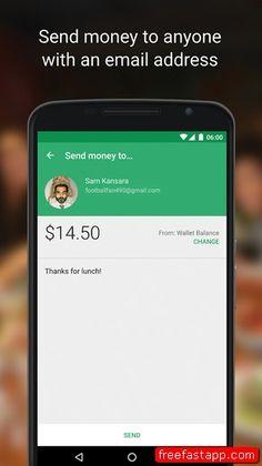 تحميل النسخة الجديدة لتطبيق جوجل والت Google Wallet اندرويد  صورة للبرنامج