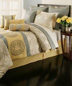 Kyley 20-pc. Medallion Bed Set