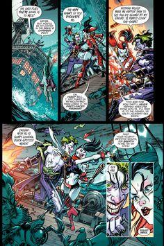 Harley Quinn's Pirate Dream 4