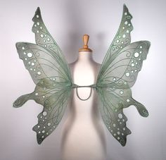 Fairy wings Terrific for fairy costume by OnGossamerWings on Etsy