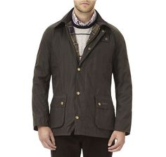 Barbour Ashby Jacket - £200 HANNAH http://www.barbour.com/All-Collections/Mens/Waxed-Jackets/Ashby-Waxed-Jacket/p/MWX0339OL71L