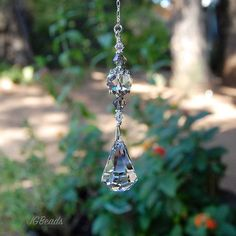 DIY your photo charms, 100% compatible with Pandora bracelets. Make your gifts special. Make your life special! Teardrop Prism Crystal Suncatcher, Rearview Mirror Car Charm, Swarovski Raindrop…