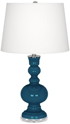 Oceanside Apothecary Table Lamp -