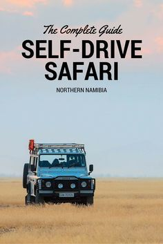 The Complete Guide: A Self-Drive Safari in Northern Namibia Thinking of taking on the self-drive safari adventure through Namibia? Here is our trip report using a vehicle in December Namibia Travel, Africa Travel, Travel Advice, Travel Guides, Travel Tips, Safari Adventure, Adventure Travel, Road Trip 4x4, Cities In Africa