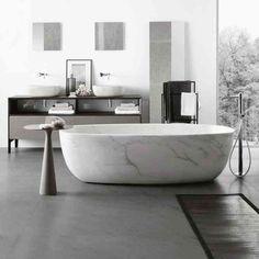 Inkstone Bathtub by