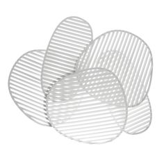 NUAGE - Applique/Plafonnier Blanc Foscarini