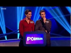 Pointless Celebrities S4 - Ep6 James and Oliver Phelps