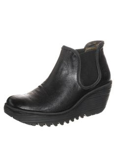 Fly London Ankle boots black (I think Santa has wrapped a pair of these for me, H x)