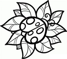 coloring pages printable ladybug ladybugs colouring sheets bug lady fairy bestcoloringpagesforkids tattoo kwamis rocks