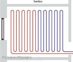 Теплый пол: вопросы и ответы    Рассматриваемые вопросы:  🔵 1. Какой температуры должен быть теплоноситель в теплом полу и как можно контролировать его температуру?  🔵 2. Какой должна быть температура на поверхности теплого пола?  🔵 3. Формы укладки трубы используют для теплого пола.  🔵 4. Какую укладку лучше всего использовать для теплого пола?  🔵 5. Какой должен быть шаг укладки?  🔵 6. Как подсчитать длину трубы?  🔵 7. Какова максимальная длина одного контура?    Ответы:  🔵 1…