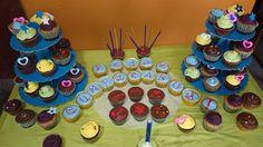 Full cupcakes para cumpleaños