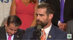 June 24, 2016 - LGBTQNation.com - Open PA state rep Brian Sims calls for passage of LGBT rights bill