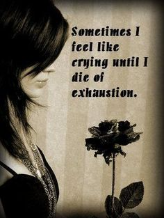 crying quotes - Google Search