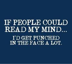 this is a little too true.......they'd also get dizzy from the random subject changes