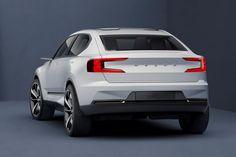 Nu officieel: Volvo 40.1 en 40.2 Concept   Autonieuws - AutoWeek.nl