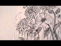 Floribunda Coloring Book Review