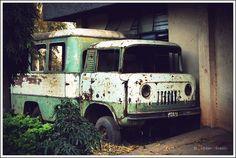 Jeep fc camper