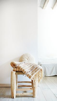 ... vintage moroccan wedding blanket ...